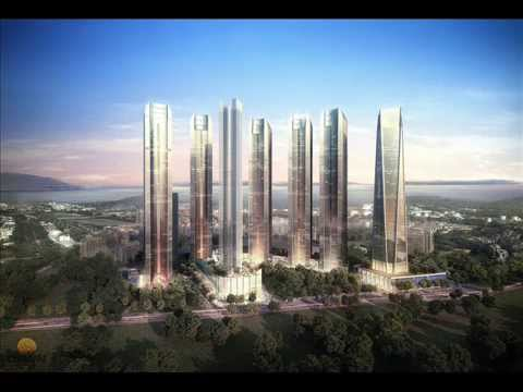 Developing india: Mumbai tallest building project 2014
