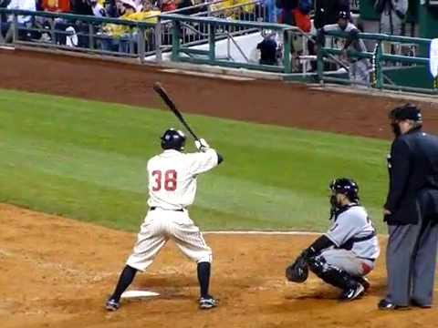 Rays vs. Pirates - 6/28/08 - Jason Bay hits a walkoff HR Video