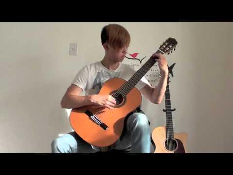 Sungmin Lee: Francisco Tárrega - 'Lagrima' - Classical Guitar