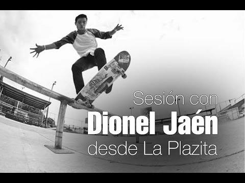 Sesión con Dionel Jaén desde La Plazita