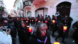 Good Friday Procession in Taormina, Sicily