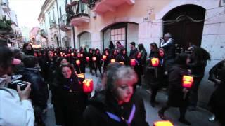 Good Friday Procession in Taormina, Sicily