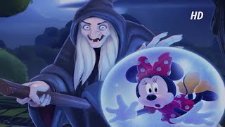Mickey Mouse Clubhouse Castle of Illusion Part 1 Disney Game Full HD Video