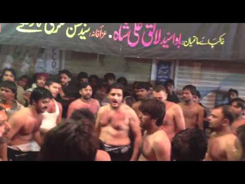 Kamokee Pursa 24 Muharram 2012