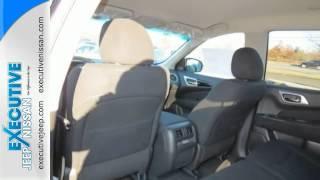 2015 Nissan Pathfinder North Haven CT Wallingford, CT #150576