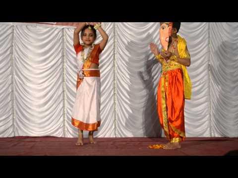 Omkar swarupa dance by Anupriya Kunti