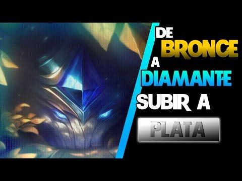 COMO SUBIR LIGA DE BRONCE A DIAMANTE !!!!!!! - LOL - CONSEJOS - ESPAÑOL - GUIA