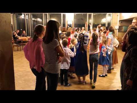 Веселые народные игры для детей и взрослых