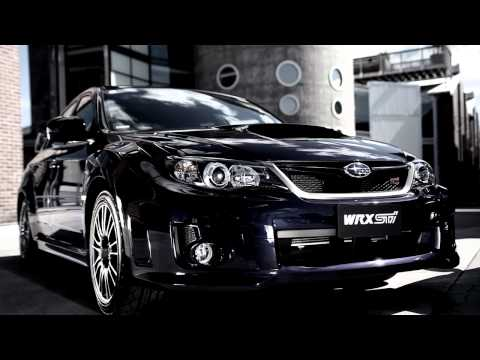 2011 Subaru WRX STi. Промо, Австралия