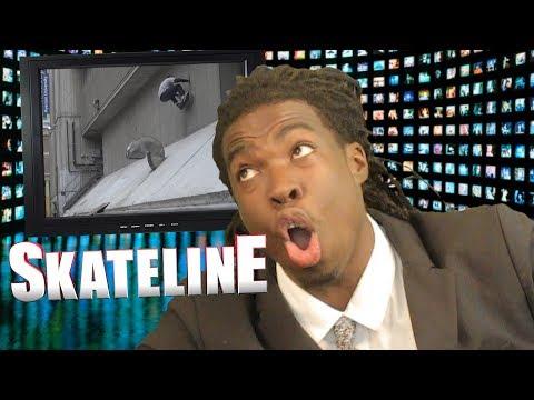 SKATELINE - Grant Taylor, Austyn Gillette, Tyler Bledsoe, Rodrigo TX, Raney Beres, Hewitt