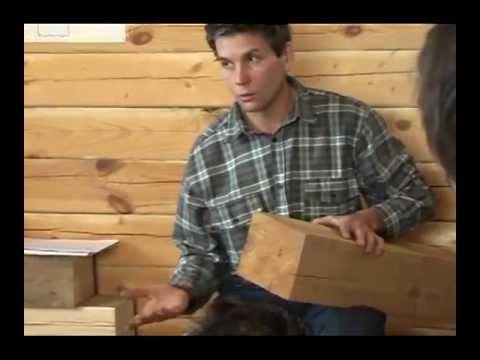 Как построить дом из бруса