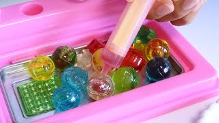 "Syringe Gummy Maker""Gumi Gumi Paradise"" New Cooking Toy"