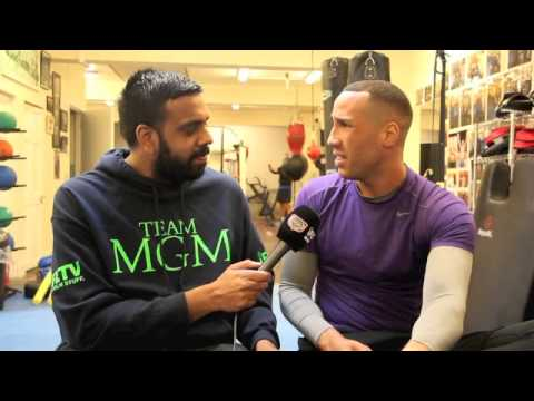 JAMES DeGALE TALKS LOSING OUT ON PURSE BID, FIGHTING DIRRELL IN AMERICA & HITS BACK AT GEORGE GROVES