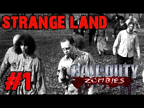 Strangeland Ep.1 - Call of Duty Custom Zombies (CoD Zombies) - World at War [PC HD]
