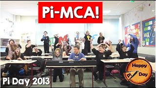 The PiMCA (featuring 1M3 and Mr Smith)