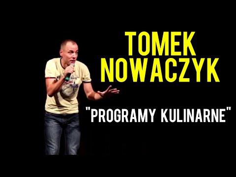 Programy Kulinarne | TOMEK NOWACZYK | Stand-Up