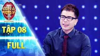 """Giọng ải giọng ai 2   tập 8 full: Trịnh Thăng Bình """"sượng nhẹ"""" khi đụng độ tình cũ Yến Nhi"""