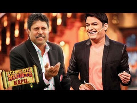 Kapil Dev on Kapil Sharma's Comedy Nights with Kapil 18th May 2014 FULL EPISODE HD