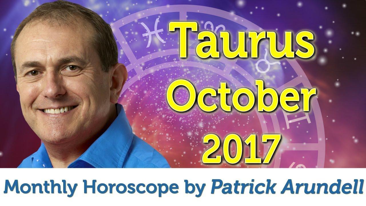 Monthly Horoscopes October 2017