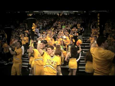 Iowa Men's Basketball Season Highlights 2012-2013