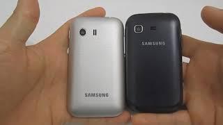 Galaxy Y vs Galaxy Pocket - Qual É Melhor? [Comparativo]