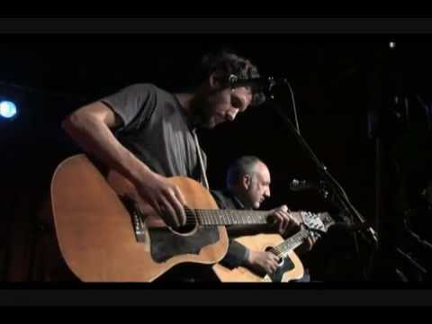 Alexi Murdoch with Pete Townshend&Rachel Fuller - Orange Sky (live)
