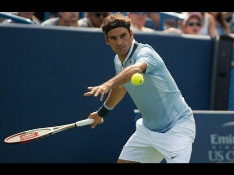 Roger Federer Drops Out of Top 5; Azarenka and Nadal Rule Cincinnati