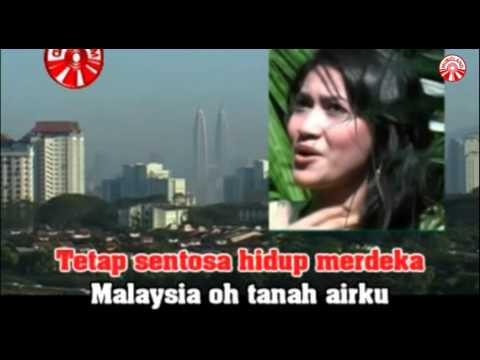 Nor Fazrah - Malaysia Tanah Airku [official Music Video] video