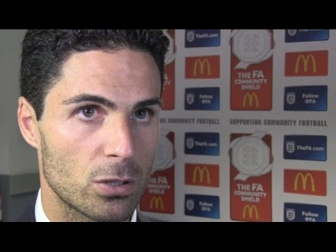 Mikel Arteta - It Is A Privilege To Be Named Captain Of Arsenal
