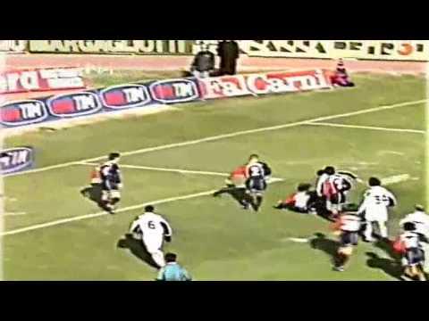 Serie A 1998-1999, day 19 Cagliari - Juventus 1-0 (Berretta)