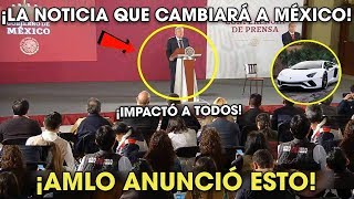 AMLO Da Sorprendente Noticia para México en la Mañanera ¡Se van a devolver millones!