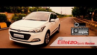 Hyundai Elite i20 Sportz Review & First Impression | Torque - Automobile Show