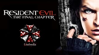 Resident Evil 6 The Final Chapter DUBSTEP HQ
