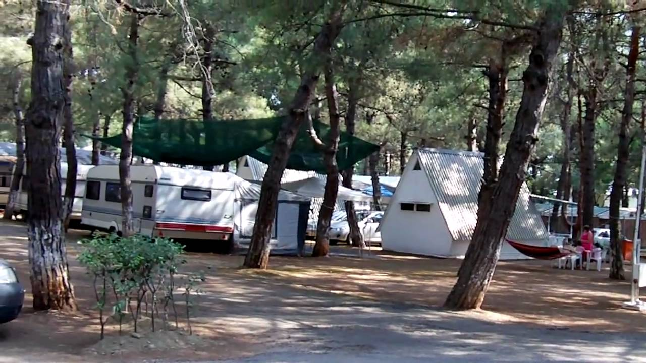 Plaka (Pieria) Greece  city photo : Camping Olympos Beach Plaka Litochoro Greece HD YouTube