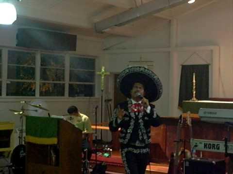 CRISTOBAL LARA No Soy de Aqui, Dedicado a la BAHIA DE PAREDON CHIAPAS