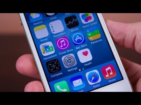 iOS 8 Hands On & New Features