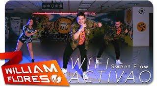 WilliamFlores - Sweet Flow - Wifi Activao