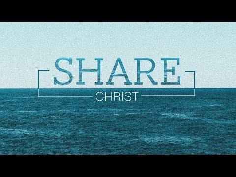 Share Christ - Peter Tan-chi