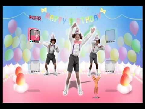 Just Dance Kids Happy Birthday To You
