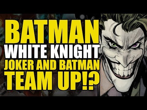 Batman and The Joker Team Up (Batman: White Knight Part 7)