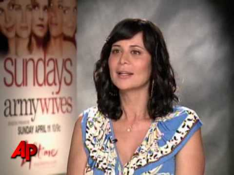 Catherine Bell on New Season of 'Army Wives' Video