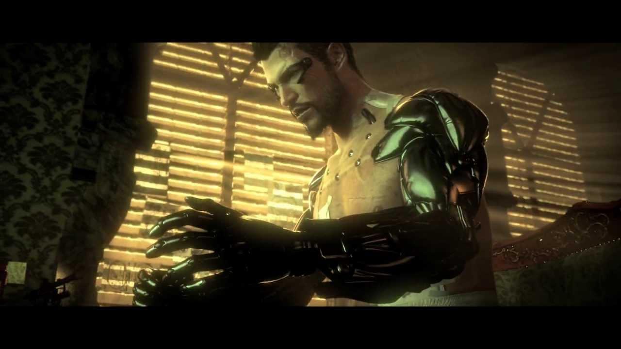 deus ex  human revolution - e3 trailer