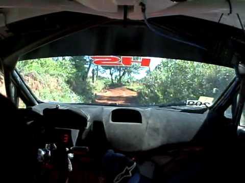 Rally de Villarrica Marcos Miltos-Claudio Bustos Ford Fiesta S2000 clase 2 #209