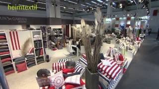 Welcome to Heimtextil 2012: Visitor Video (English)