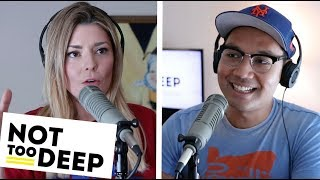 BRAD JENKINS: On Working With Obama And Why We HAVE To Vote!!!! #NotTooDeep // Grace Helbig