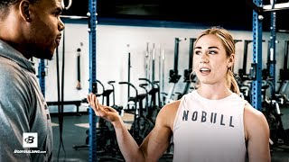 """Brooke Wells CrossFit Challenge 
