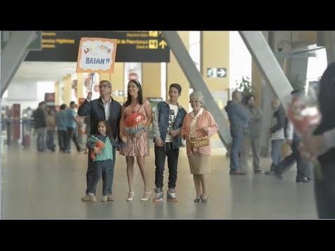 YouTube: Aeropuerto Jorge Chávez te da un mensaje por Navidad