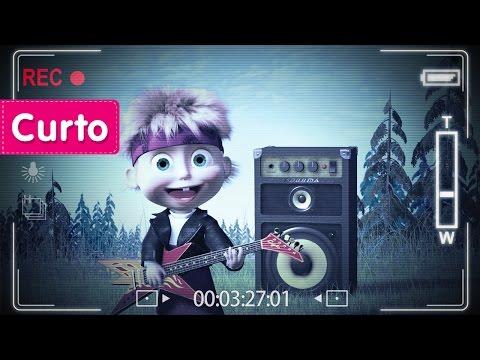Masha e o Urso - O hit de temporada (Vídeo de rock)