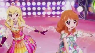 Aikatsu!-Soleil and Luminas-[Calendar Girl]- Episode 178 END