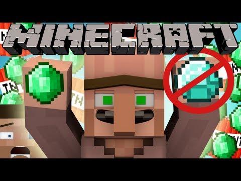 Why Villagers Love Emeralds - Minecraft